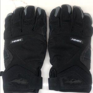HMK snowmobile gloves size L